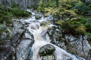 Lower Falls of Garbh Allt