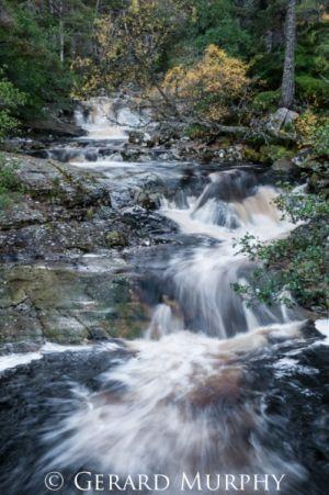 Upper Falls of Garbh Allt