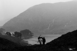 Homeward Bound, Glen Strathfarrar, Scotland.