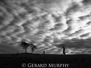 Beating under a Cumulus Sky