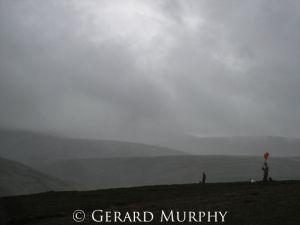 Flag Up, and Misty Ridges