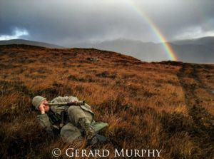 Spying beneath a Rainbow
