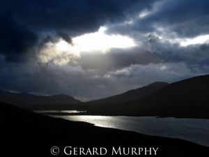 Light on An Gead Loch