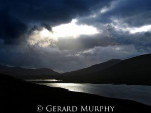 Light on An Gead Loch