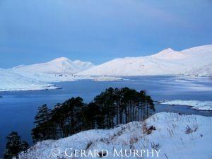 Loch Monar Dawn